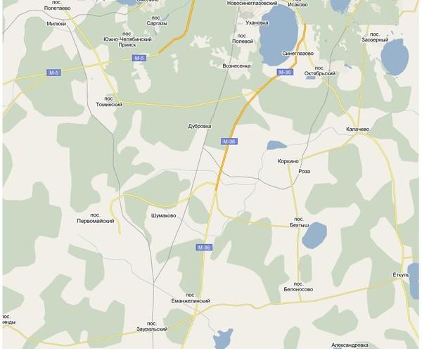 Где находится поселок первомайский