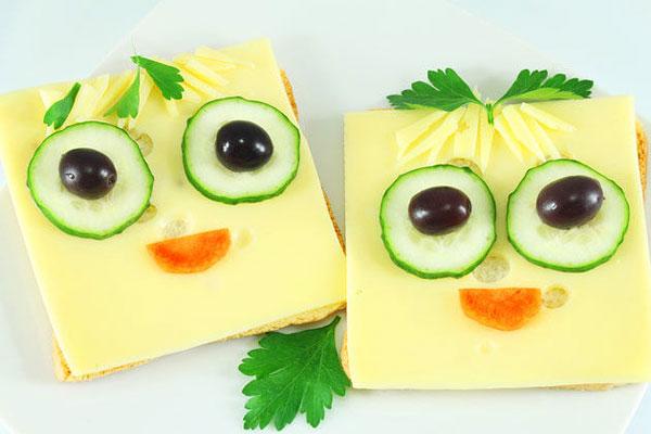 Простые детские бутерброды рецепты
