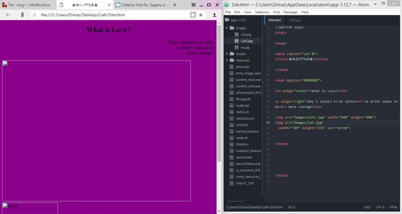 Здесь рассмотрены самые простые и доступные варианты размещения дополнительных кодов в html коде сайта