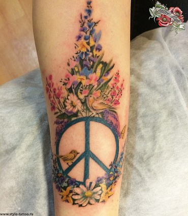Татуировки во всем мире