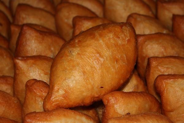 пирожки жареные пошагово с фото