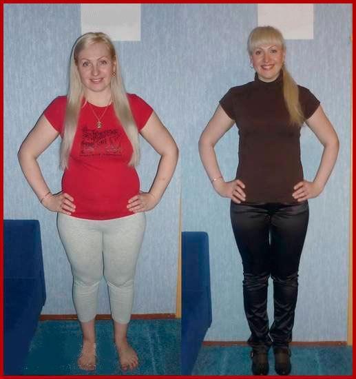 Как похудеть з неделю на 10 кг