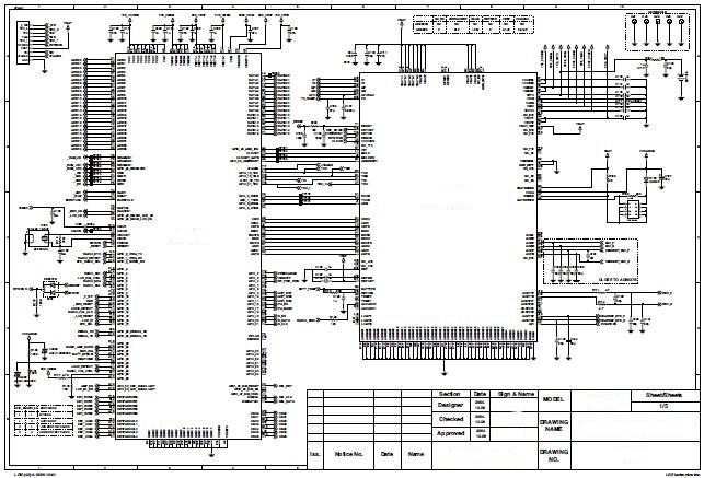 Схемы sony ericsson c510