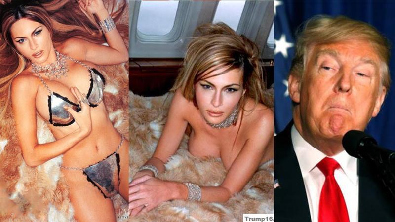 смотреть фото иванка трамп засветила голую грудь № 74319