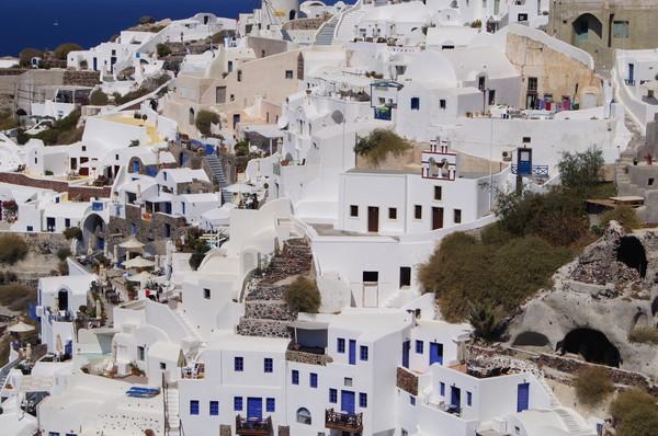 Как живут люди в греции