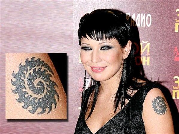 Что значит татуировка ель