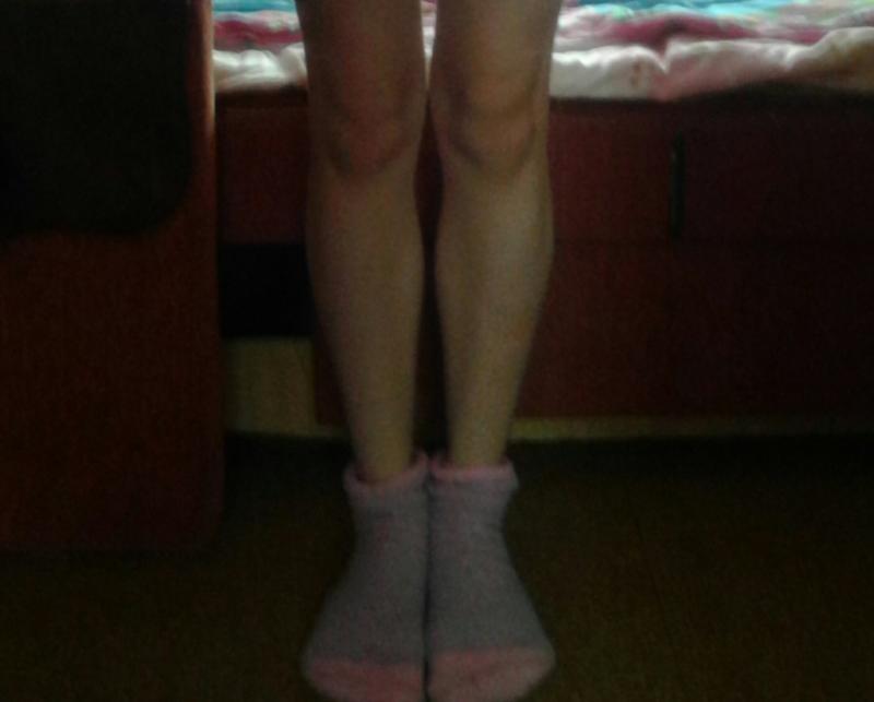 Ответы@Mail.Ru: Как сделать икры ног поменьше?