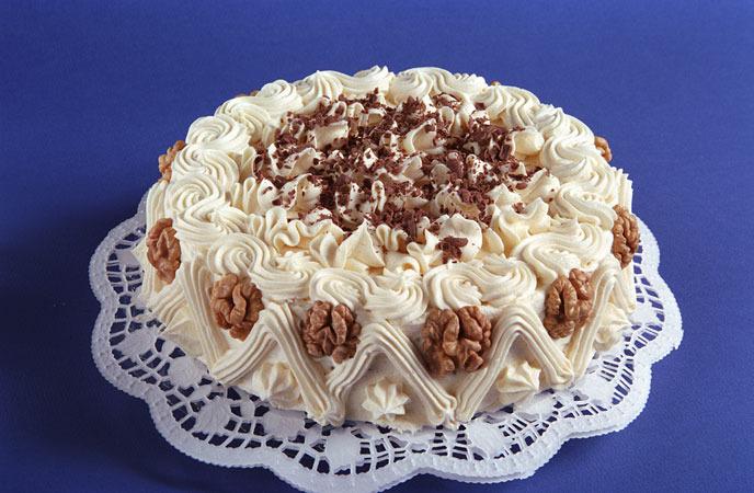 Торт как украшать рецепт