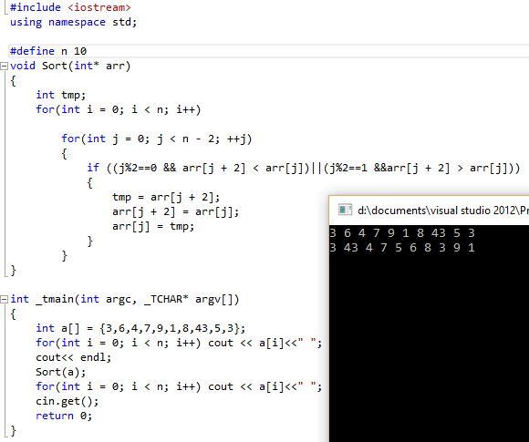 Delphi как найти в одномерном массиве четные числа
