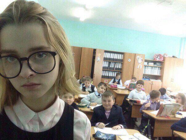 Сливы Школьниц Паки