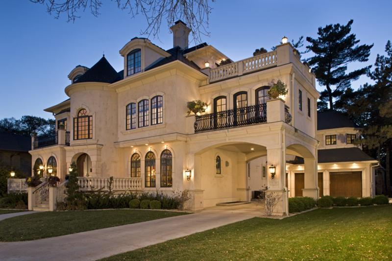 Фото самых красивых частных домов