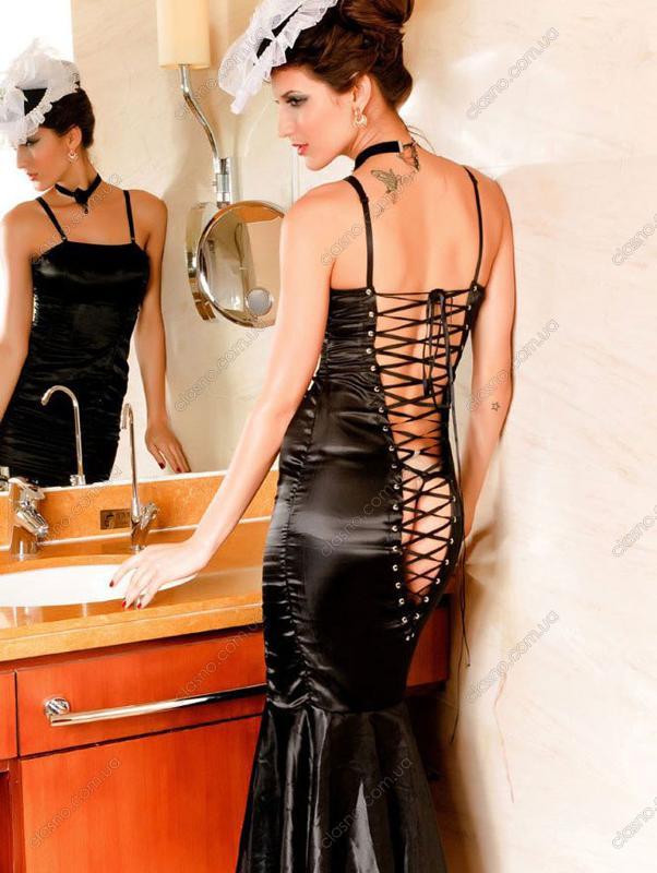 Платья с открытой попкой