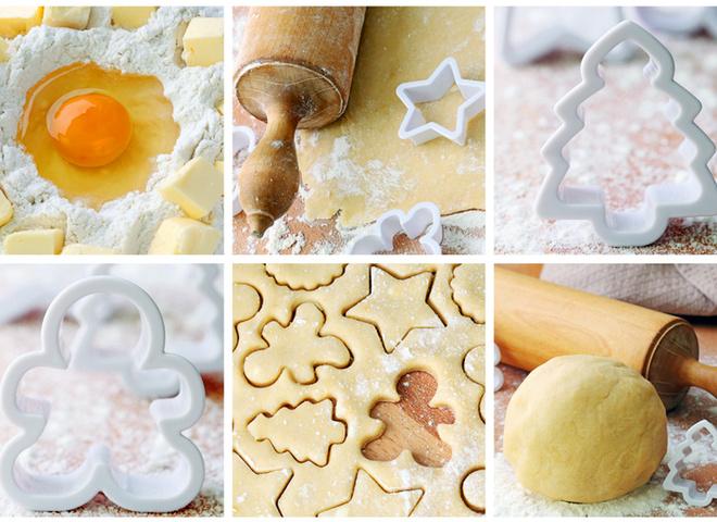 Песочное тесто пошаговый рецепт с фото