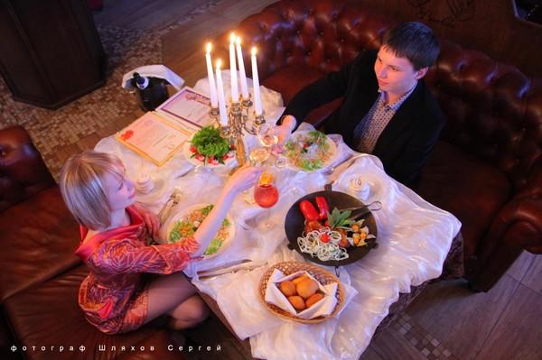 Как сделать романтический вечер жене - Альтаир и К
