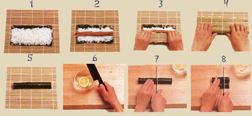 Готовим роллы дома как приготовить суши в домашних условиях