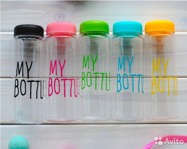 My bottle своими руками 7