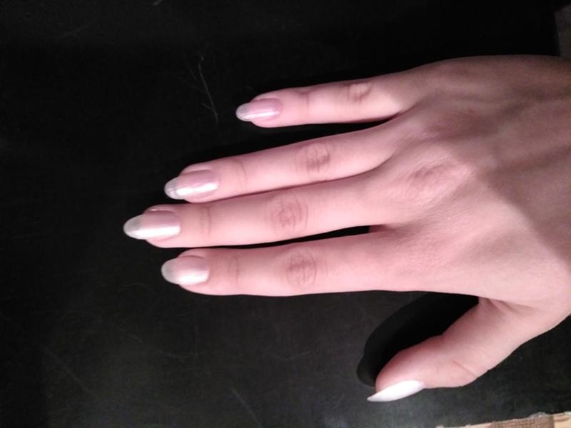 Фото красивых ногтей не длинных