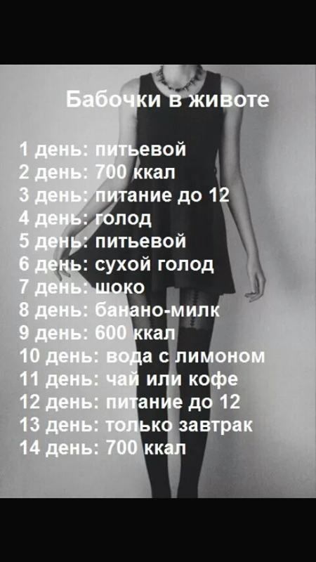 Питьевая диета на сколько можно похудеть за 7 дней фото