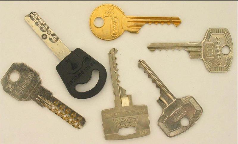 Как правильно сделать ключ 908
