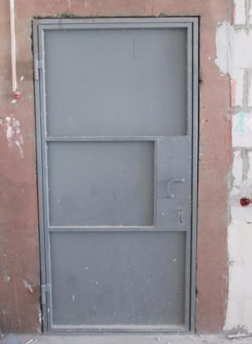 дверь металлическая для сарая купить изготовление