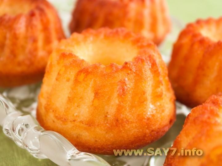 Маффины апельсиновые рецепт с фото пошагово