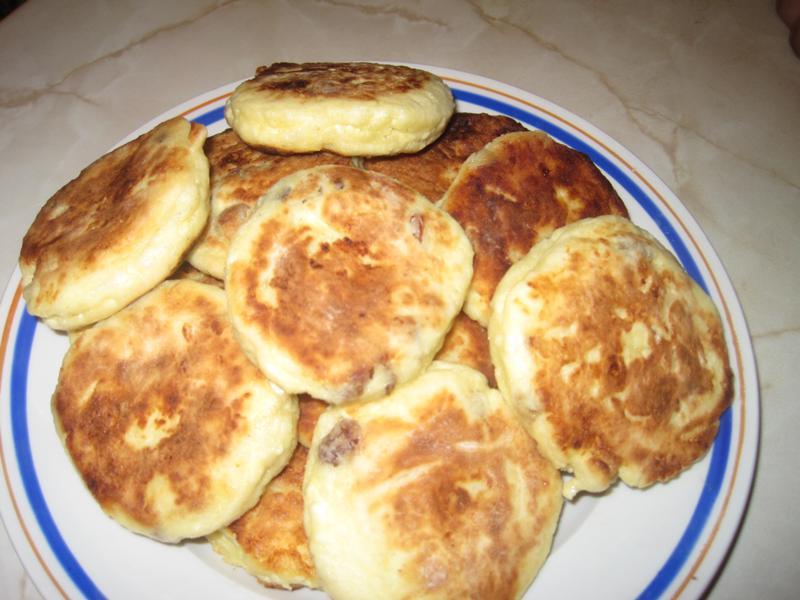 Рецепт сырников на 600 грамм творога
