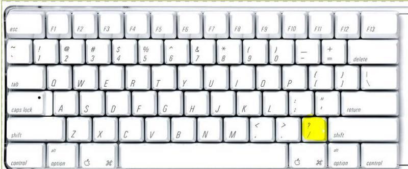 Shift где находится на клавиатуре