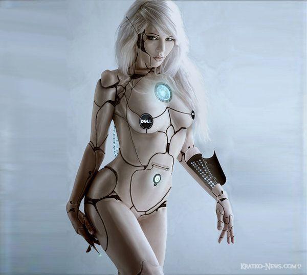 Роботы будущего проститутки