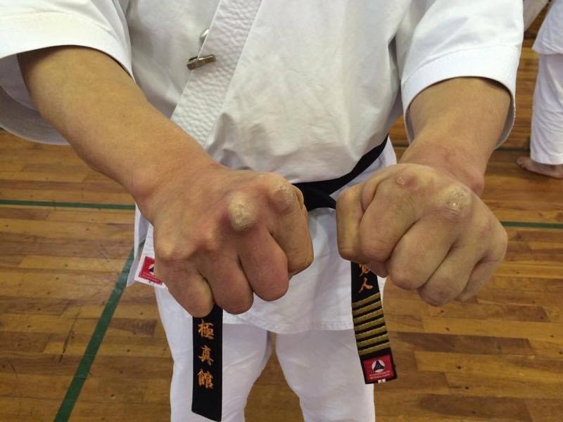 Как сделать кулаки мощней