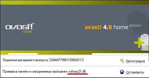 Простой интерфейс пользователя Avast Home Edition обеспечивает доступ к нас