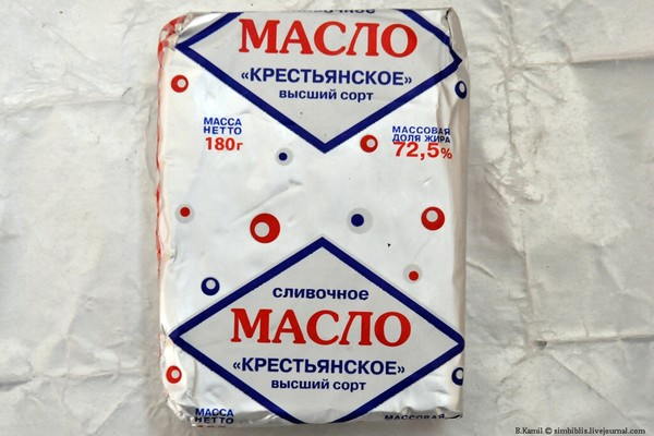 Из чего делают дешевую сливочное масло