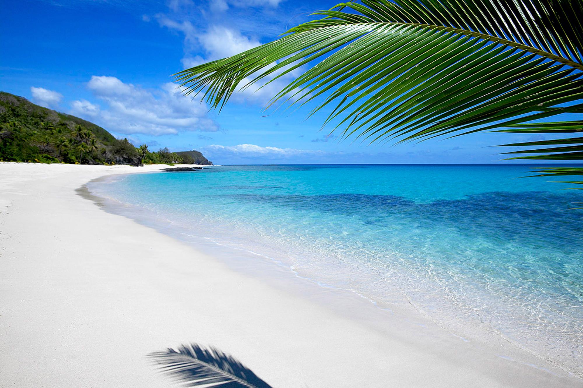 Vanua Levu and Navadra Islands, Fiji  № 824163  скачать