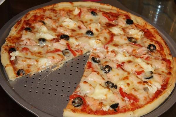 Пицца в рецепт