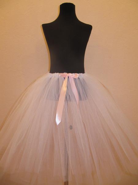 Как сшить платье из фатина пышное для девушки 99