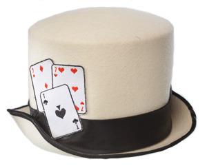Шляпа цилиндр своими руками фото