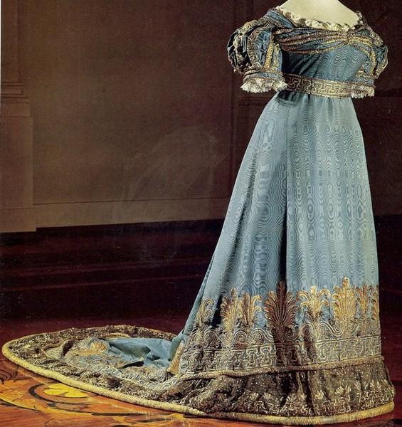 Платья начала 19 века