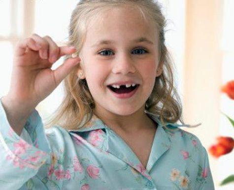 Как вырвать зуб у ребёнка в домашних