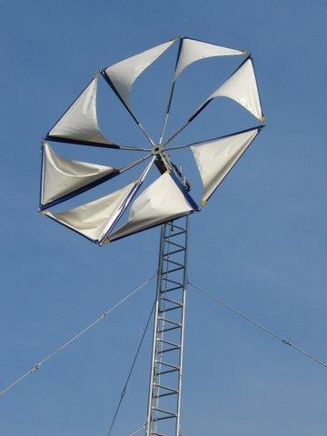 Ветрогенератор парусный своими руками - Urupkoza.Ru