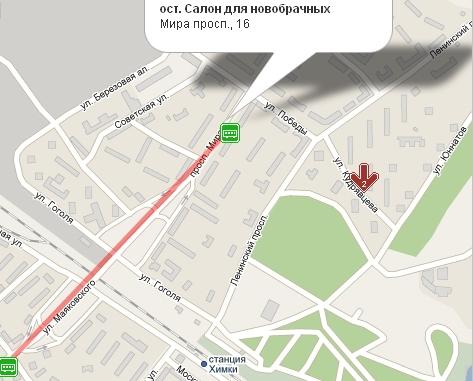 Автобусы от станции химки до речного вокзала