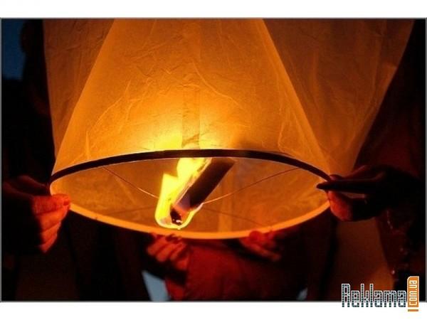 Летающие фонарики как сделать
