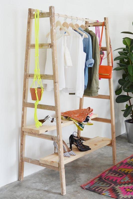 Фото вешалок для одежды своими руками