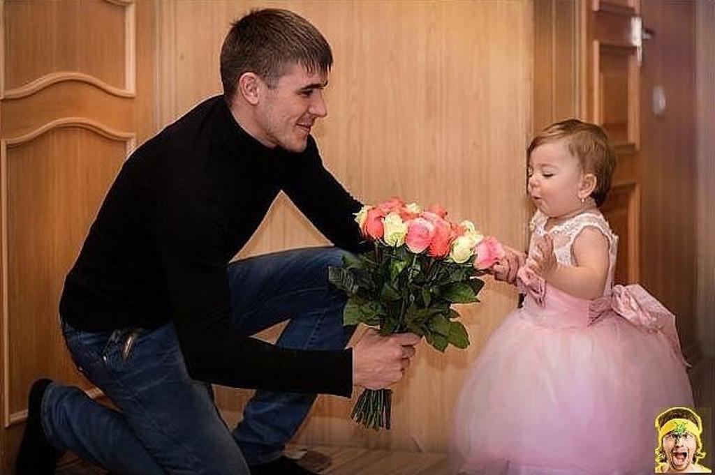 Как узнать свой подарить дочери на 172