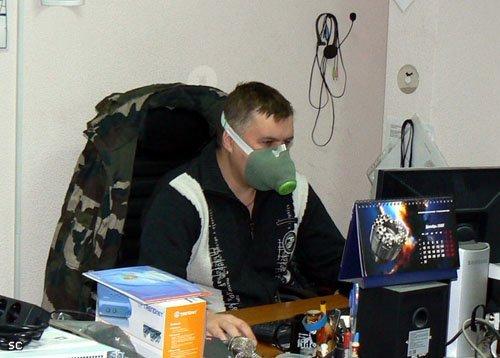 Ой тут чихают вирусы