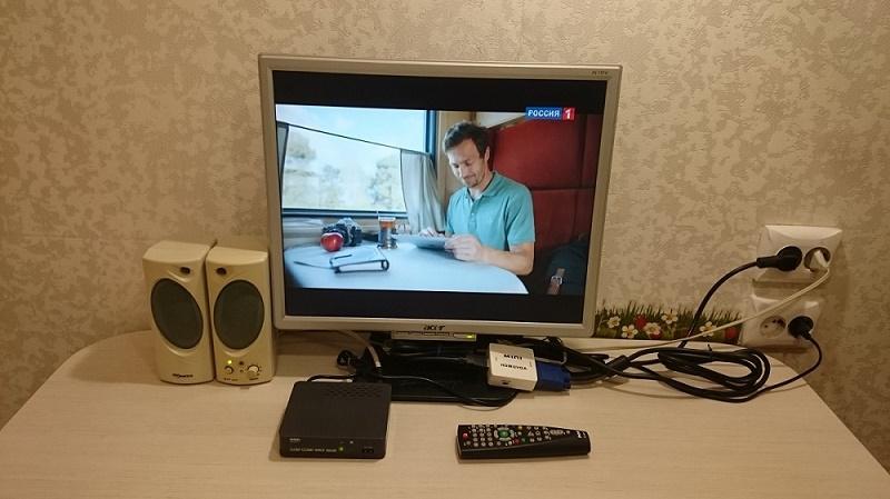 Как сделать чтоб телевизор