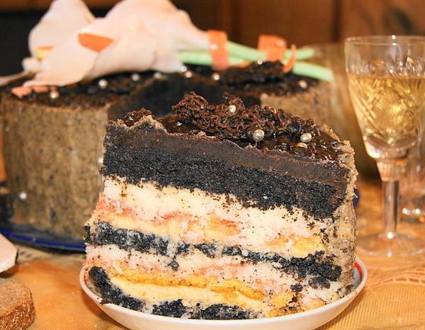 Вкусный оригинальный торт рецепт