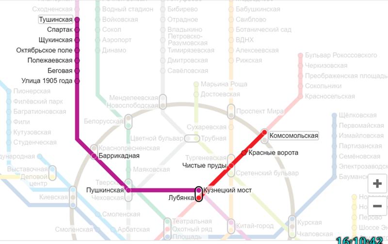 Москва  информационный портал