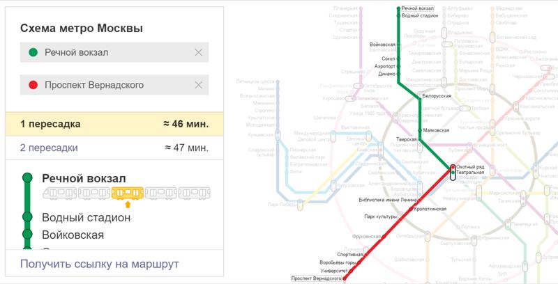 Линия представляет собой кольцо, состоящее из 31 станции.