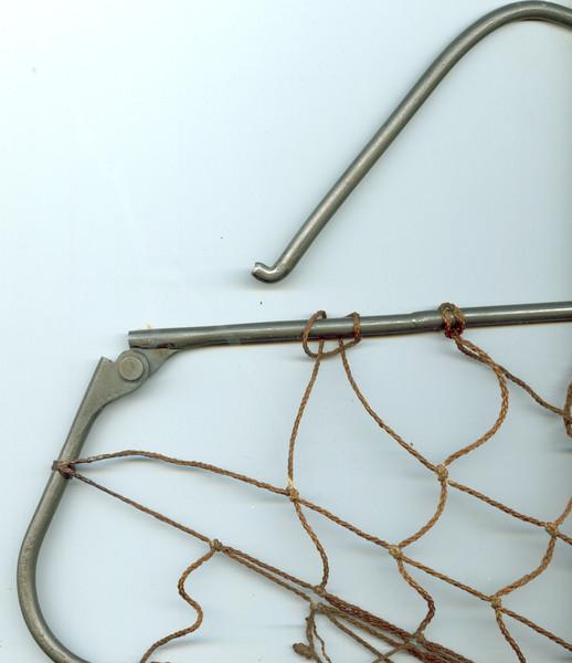 Плетение подсака из лески своими руками видео