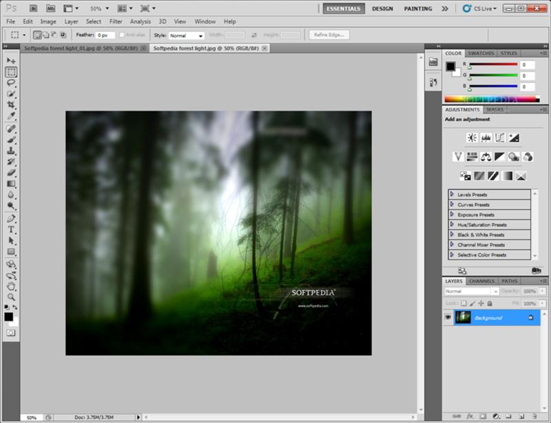 Photoshop cs 5 extended скачать программку и ключ (cd-key) для пуска.