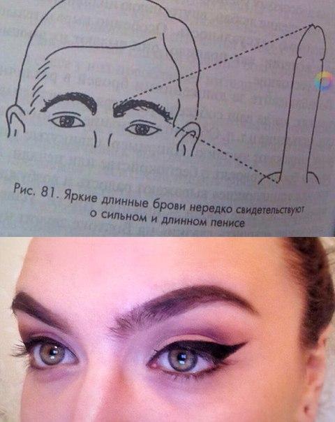 Как сделать брови гуще макияж - Mmrr.ru